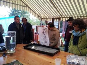 atelier sur l'eau  avec Michael Monzies - Fontaines Coralis : www.fontainecoralis.com