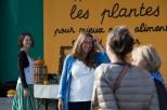 Anne Beau-Douezy accueille